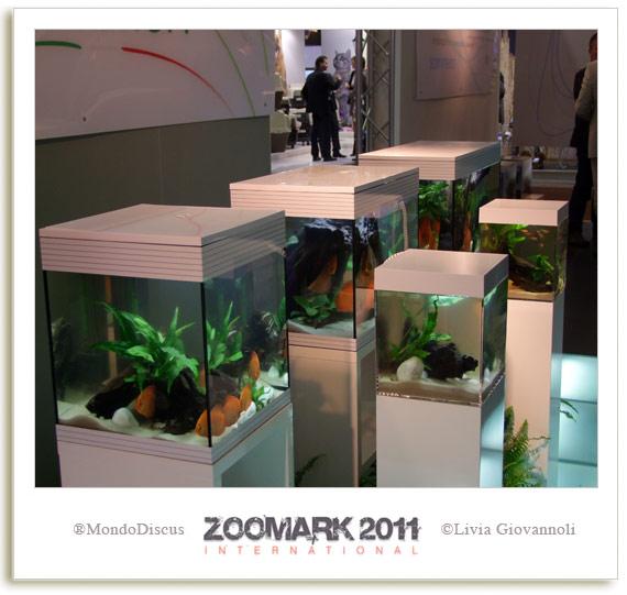 Le fiere di settore zoomark2011 il reportage for Arredamenti per acquari