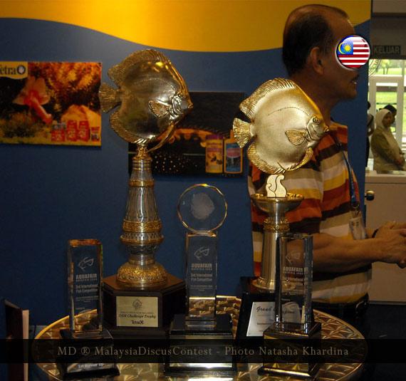 Malaysia discus contest 2008