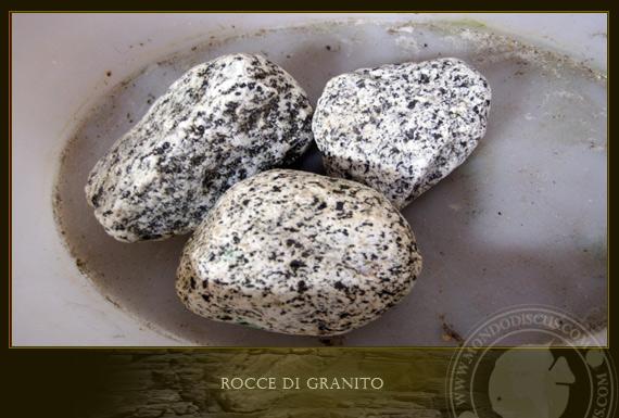 rocce di granito