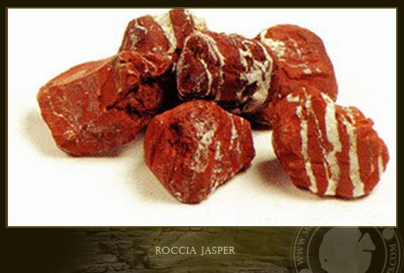 roccia jasper